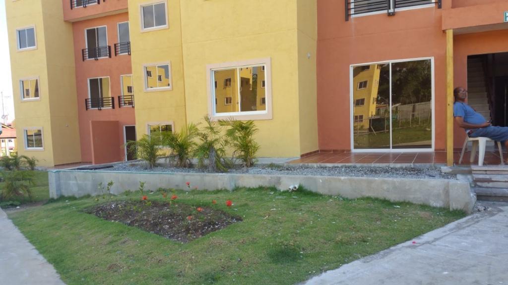 Apartamento en alquiler Santo Domingo Oeste