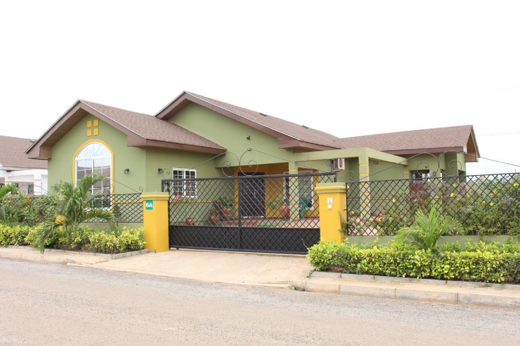 Newly built house for sale at East Legon hills