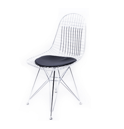Rental of Designer wire chair / Plastic chair / Ghost