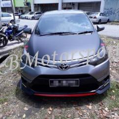 Toyota Yaris Trd Malaysia New Sportivo Manual Vios Bodykits With Spray Color Image 1