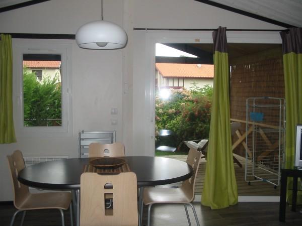 Chalet 5 personnes avec Spa privatif piscine chauffe Sud Landes Cte basque 15196001