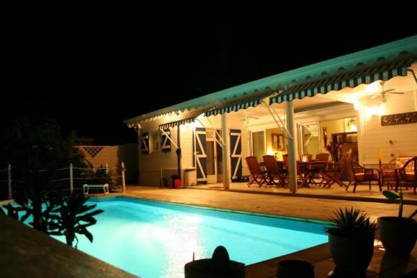 Location Villa Cap Chevalier Ste Anne Martinique Pres