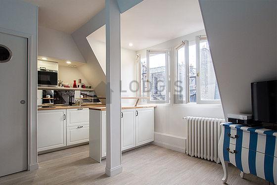 Location studio avec animaux accepts et concierge Paris 7 Avenue Charles Floquet  Meubl 16