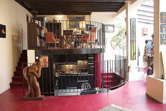 Paris 20Eme Gambetta  Loft en venta  7 piezas 180 m 1