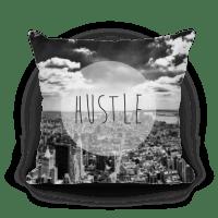 Hustle (NYC) Pillow - Throw Pillow - HUMAN