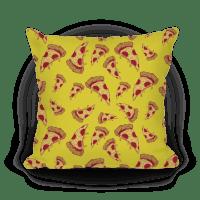 Pizza Pattern - Pillows - HUMAN