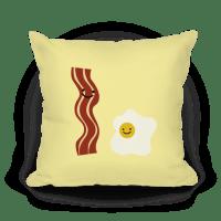 Egg and Bacon Buddies - Pillows - HUMAN