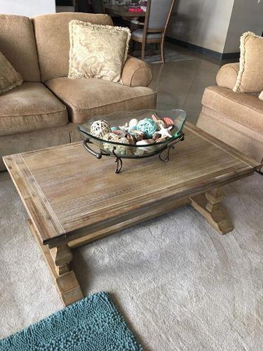 bradding coffee table