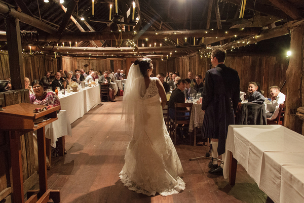 Winter Country Wedding at Emu Bottom Homestead
