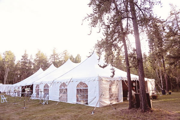Sublime Outdoor Tent Wedding by Eternal Reflections Photography