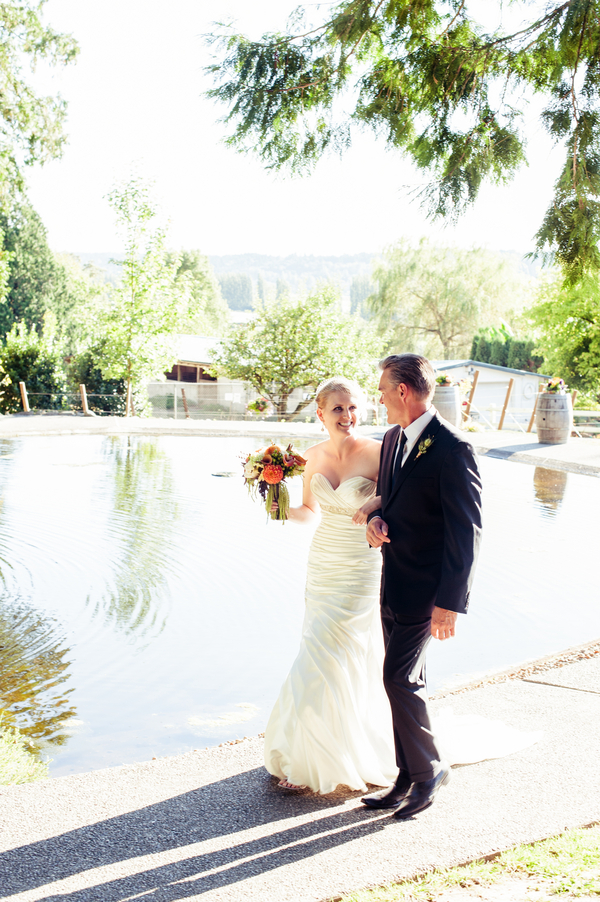 Tuscan Themed Winery Wedding by Natalie Hilliard Photography