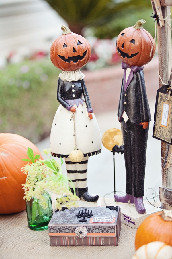 Halloween Themed Wedding Ideas