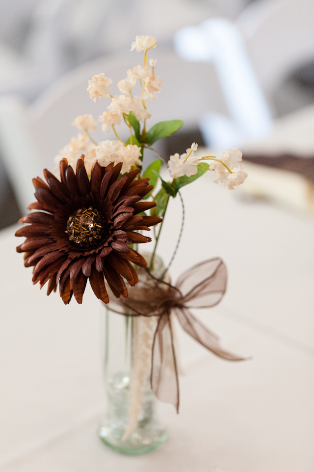 Vintage Chic Fall Wedding by JA Photography