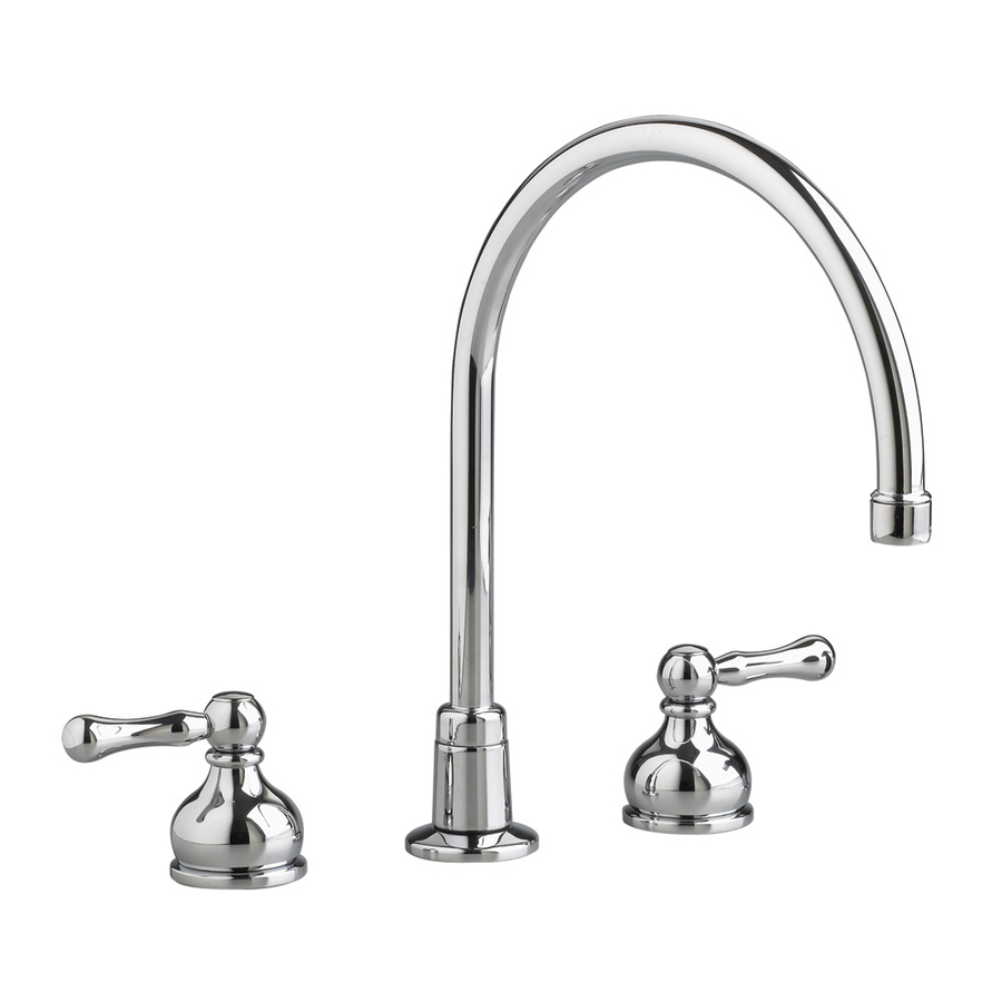 Shop American Standard Amarilis Polished Chrome High