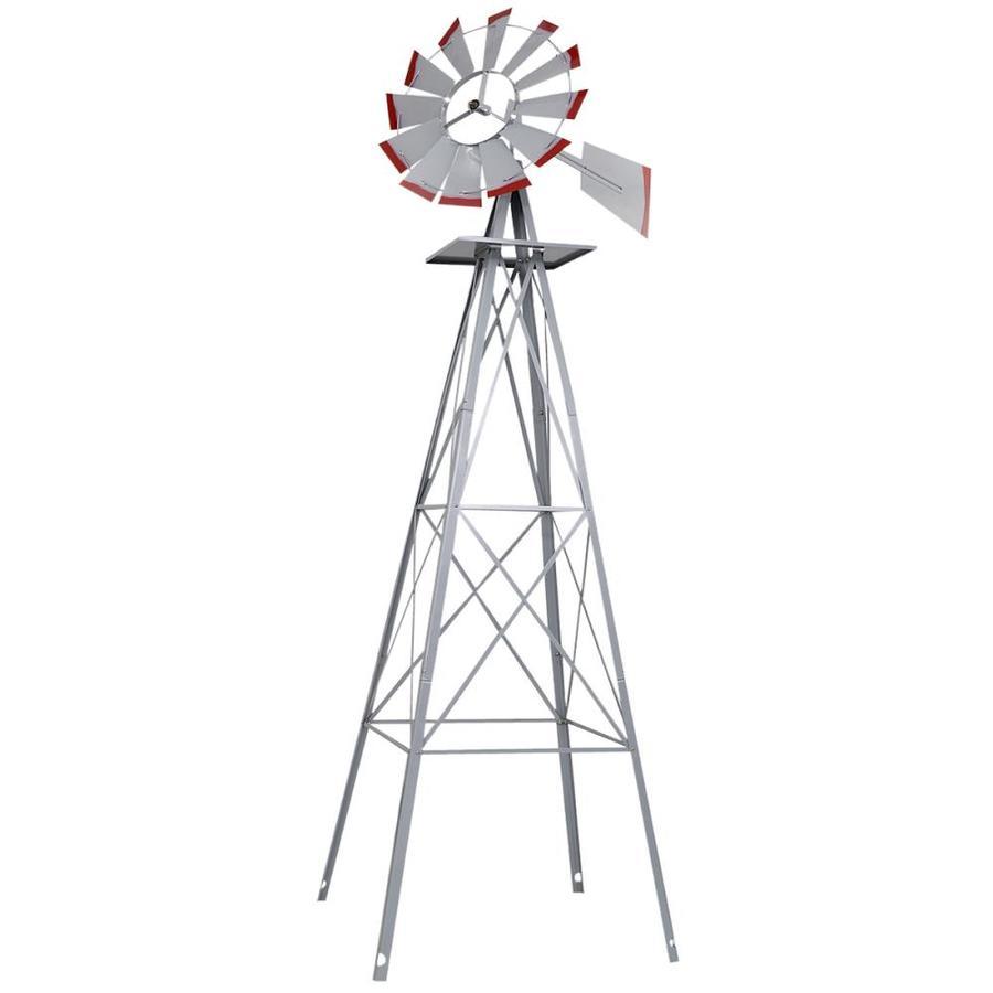 Sandra: Electric windmill model