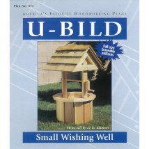 Small Wishing Well Plans