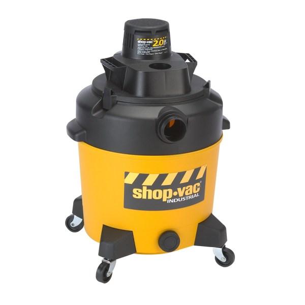Vac 12-gallon 2-peak Hp Vacuum