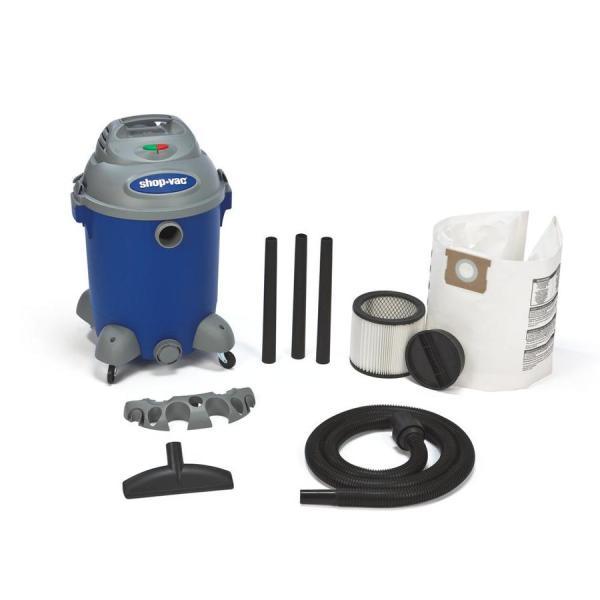 Vac 10-gallon 4-peak Hp Vacuum