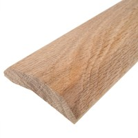 Shop Columbia Aluminum Products Oak Moulding Carpet Trim ...