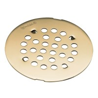 Shop Moen Oil-Rubbed Bronze Metal Drain Cover at Lowes.com