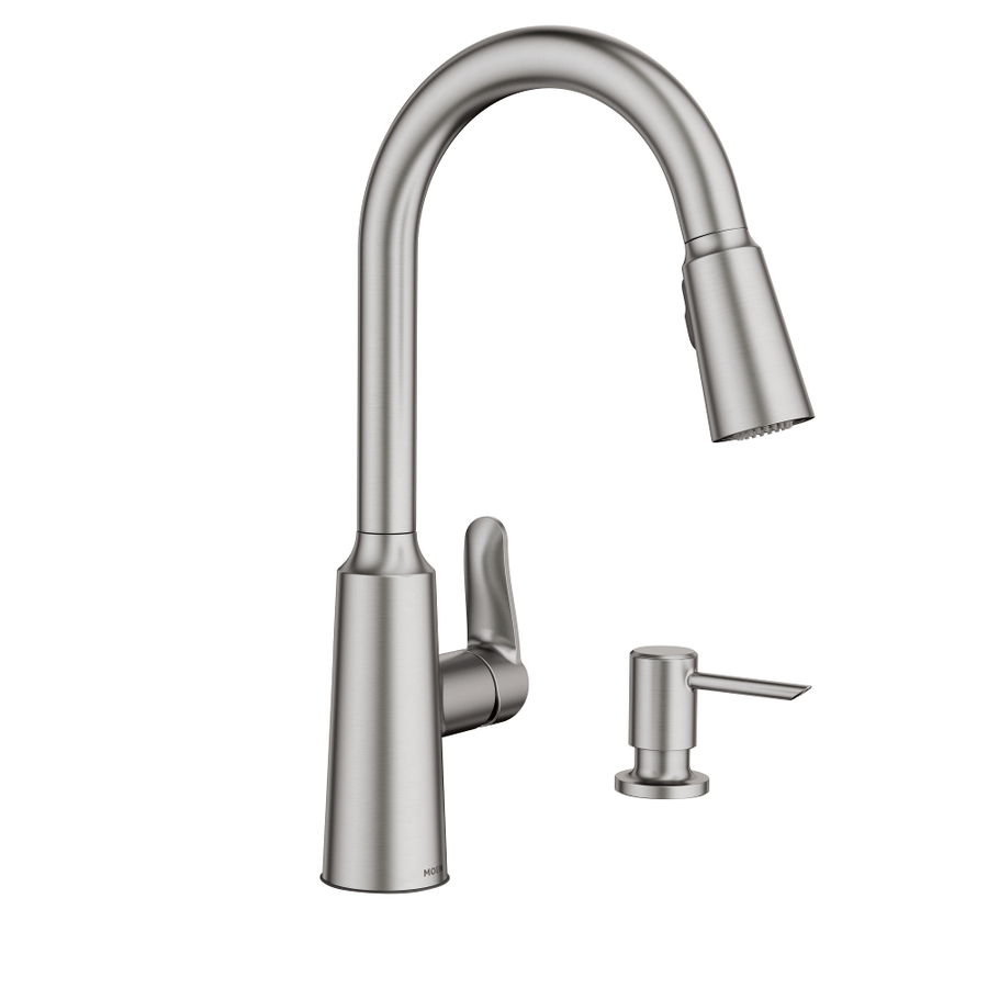 bronze kitchen faucets water