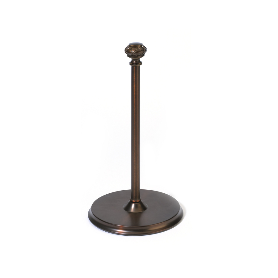 Shop Style Selections Bronze Metal Freestanding Paper