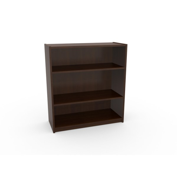 Ameriwood 3 Shelf Bookcase - Black Forest