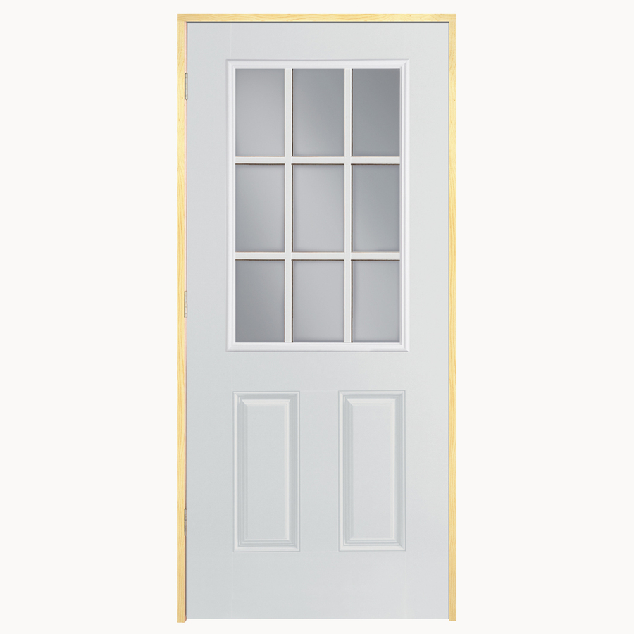 Exterior Doors With Glass At Lowes