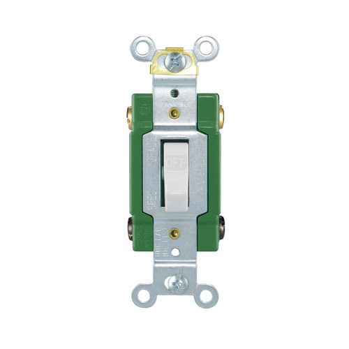 small resolution of shop cooper wiring devices 30amp ivory double pole light switch at