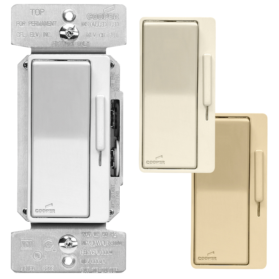 medium resolution of shop cooper wiring devices devine 8 amp white ivory light dimmer switch wiring diagram dimmer switch wiring diagram