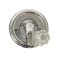 bathtub trim kit shop danco chrome tub shower trim kit at ...