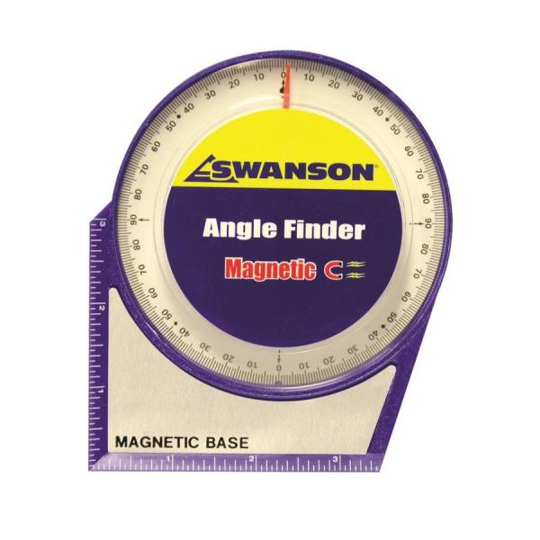 Swanson Tool Company Magnetic Angle Finder