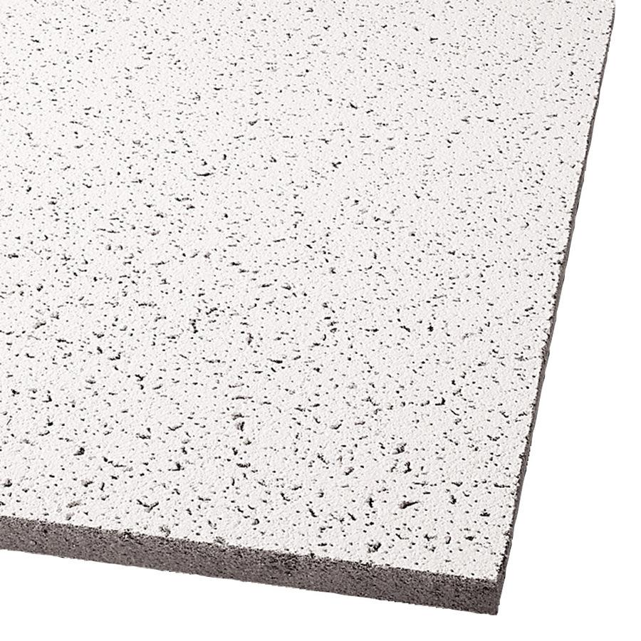 Shop Armstrong 10Pack Cortega Ceiling Tile Panels Common