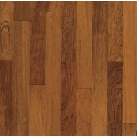 Bruce Engineered Cherry & Oak Hardwood Flooring from Lowes ...