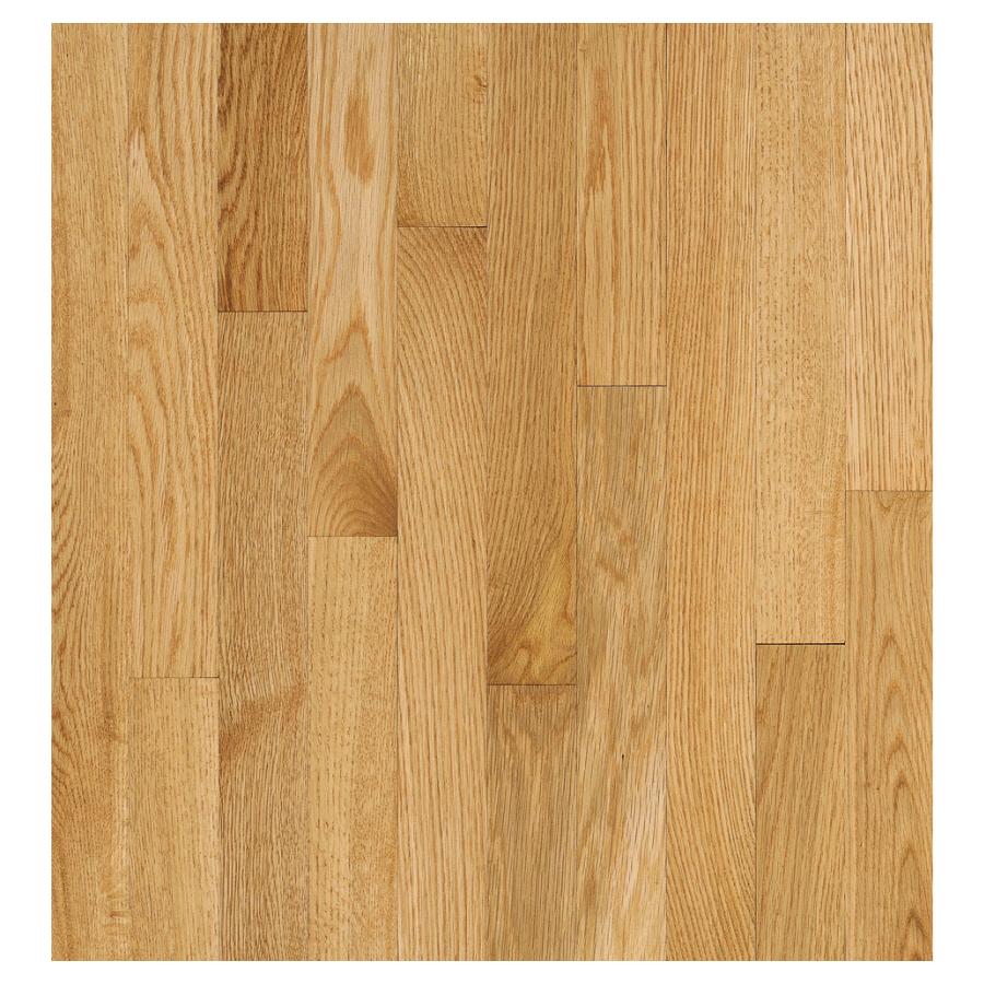 Shop Bruce 225in W Oak Hardwood Flooring at Lowescom