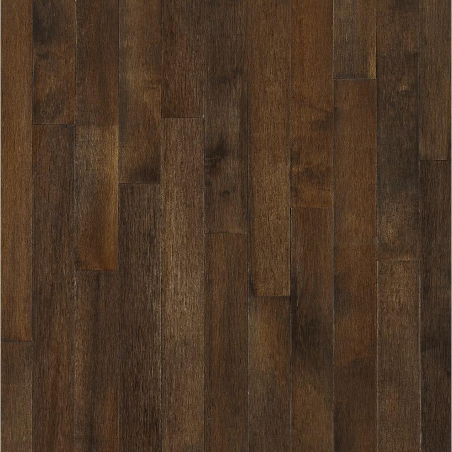 Shop Bruce 25in W Maple Hardwood Flooring at Lowescom