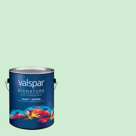 Creative Ideas for Color by Valspar Gallon Interior Eggshell Paint in Sweet Serenity