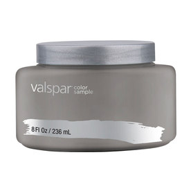 Valspar 8-oz Cathedral Stone Interior Satin Paint Sample