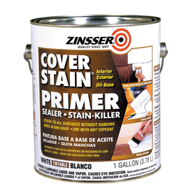 Zinsser Gallon Interior Oil Primer