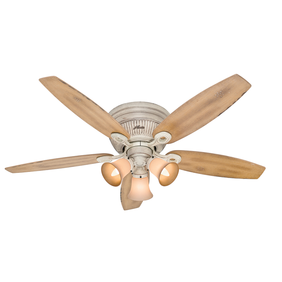 Low Profile Ceiling Fan Without Light