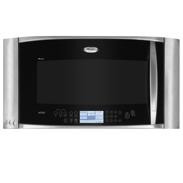 Whirlpool Gold 2-cu Ft Over-range Convection