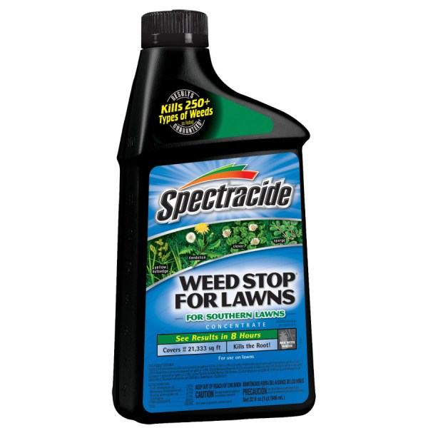 Spectracide Weed Stop Crabgrass Killer for Lawns