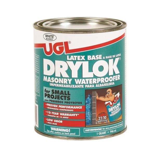 UGL Drylok Masonry Waterproofing Paint