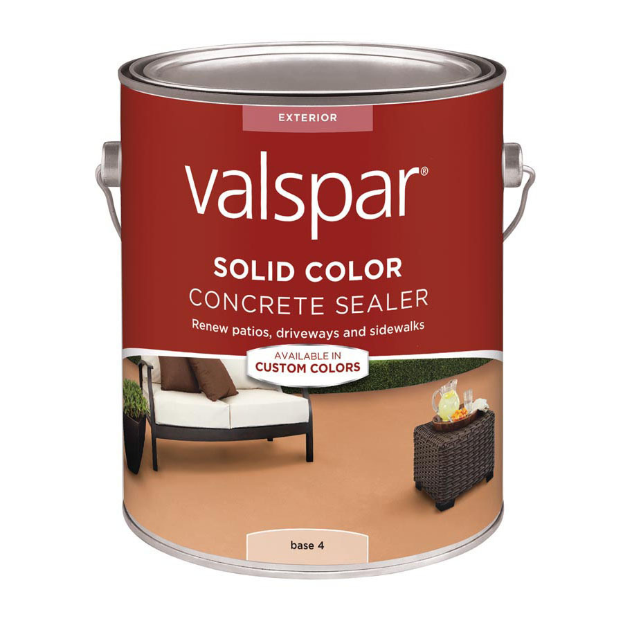 acid based concrete stains sealers at