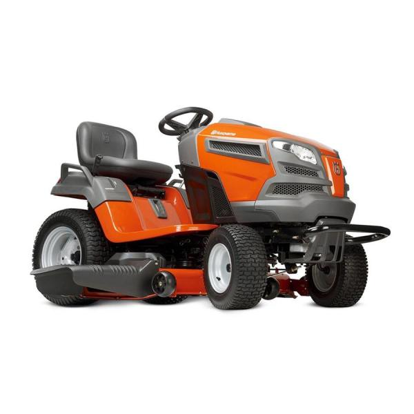 Husqvarna Lgt26k54 -twin Hydrostatic 54-in Garden Tractor With Kohler Engine And Mulching