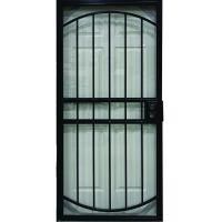 Security Doors: Larson Steel Security Door