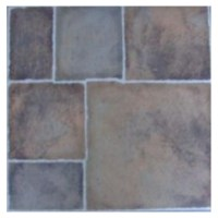 Shop Style Selections 12-in x 12-in Canyon Peel-And-Stick ...