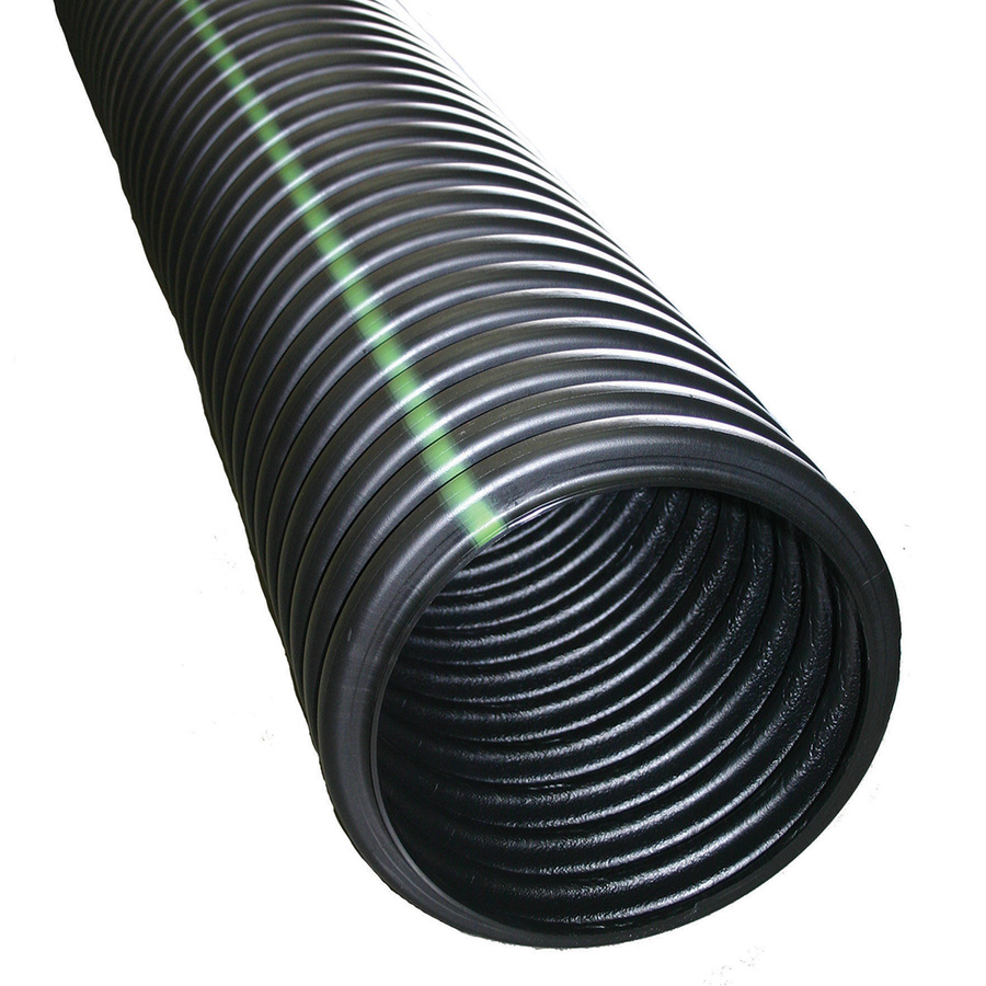 corrugated drainage pipe at lowes com