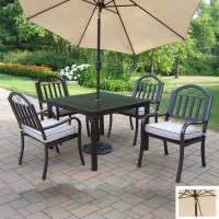 Wrought Iron Patio Dining Sets Creativity - pixelmari.com