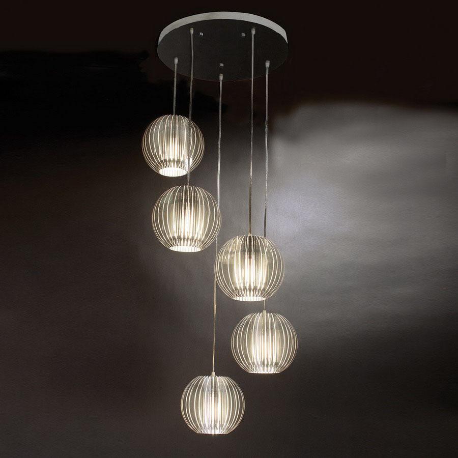 Multi Pendant Light